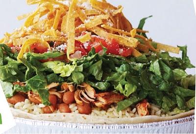 Costa Vida Nutrition P 5 Fast Food Survival Guide