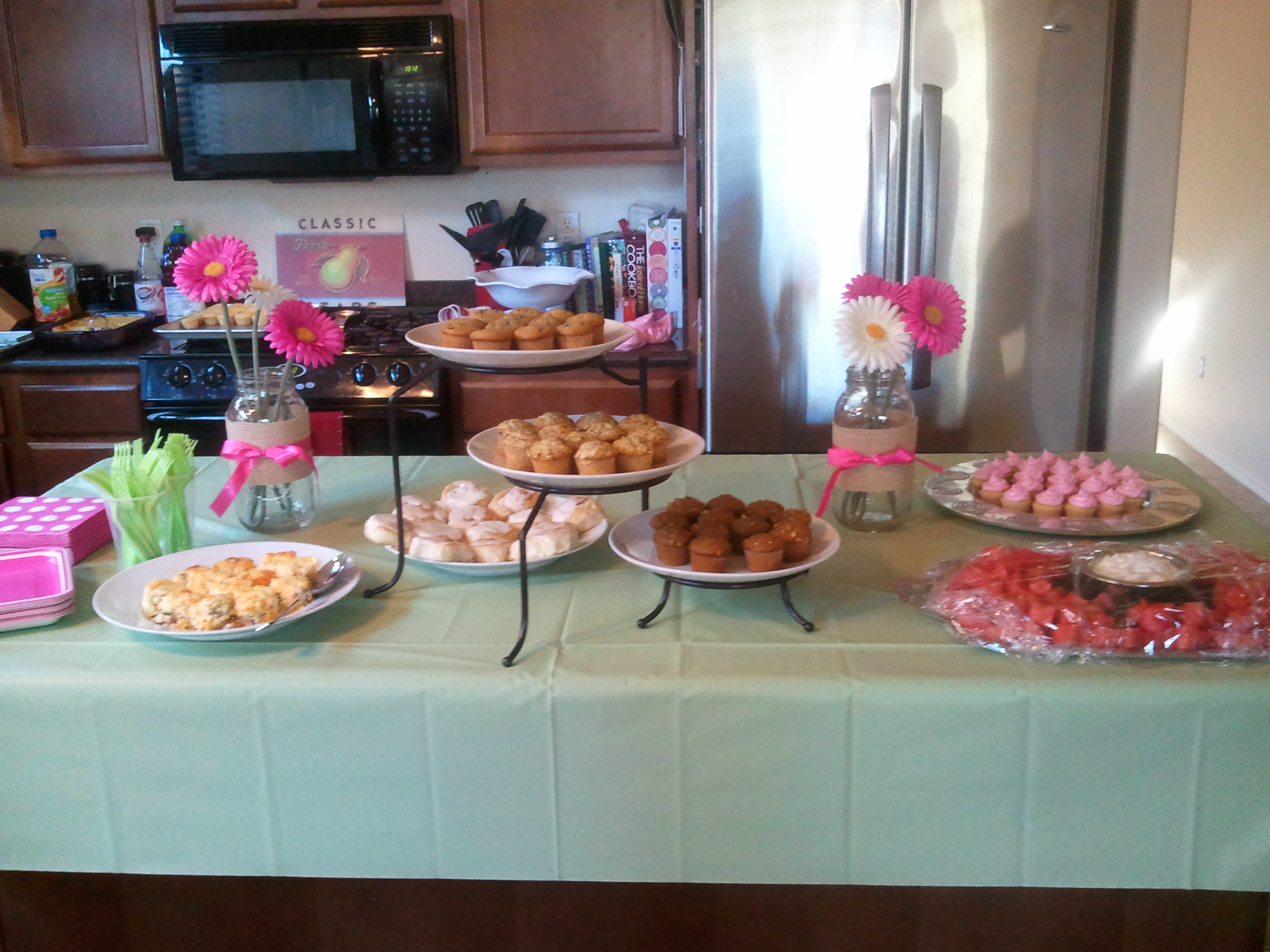 Baby Shower Edition Part II…The Food