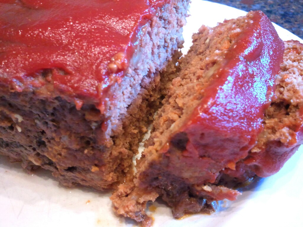 Classic Meatloaf for Our Dad | Lucy Jane's Best